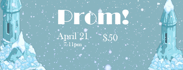 SHHS - Prom Tickets on Sale now
