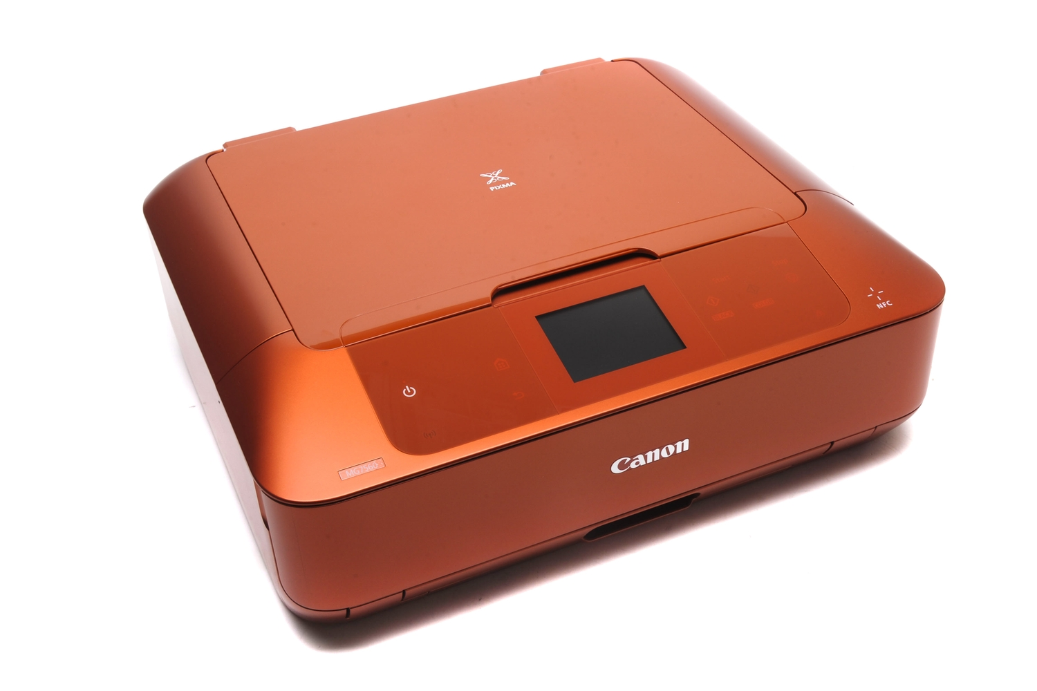 Canon All In One Canon Pixma Mg7560 All In One Cloud Printer Review An