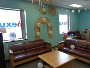 The Nexus Youth Centre is a free drop-in space for 14-24 year olds located on the 2nd floor of the Mississauga Central Library.