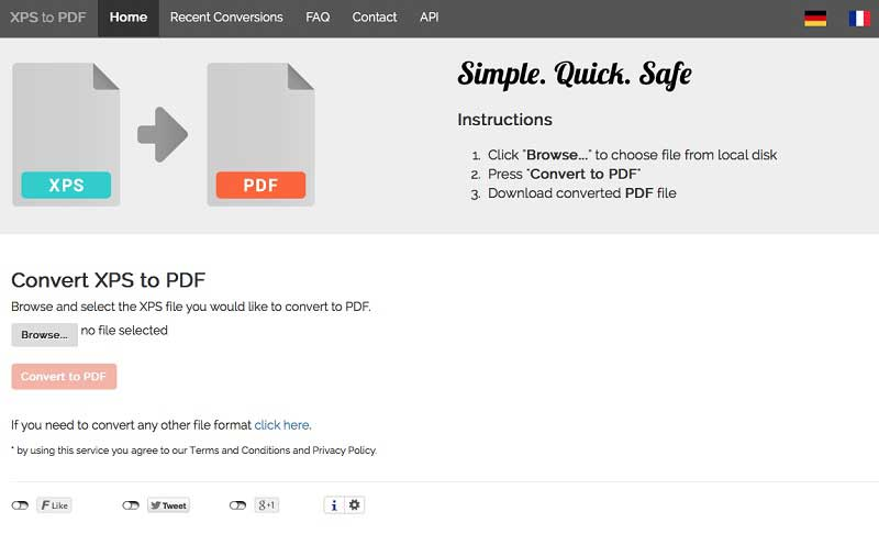 Top 10 Tools to Convert XPS to PDF for Free