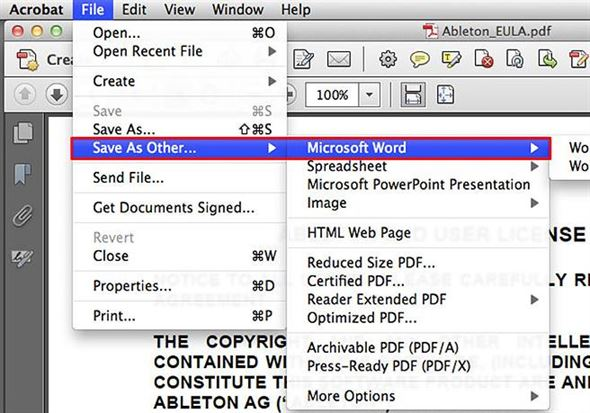 Top 5 Ways to Batch Convert Word to PDF on Mac and Windows