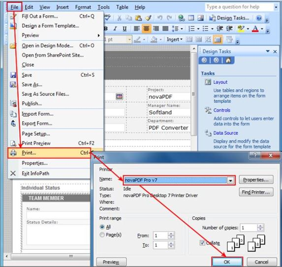 5 Ways to Convert Word to PDF Form