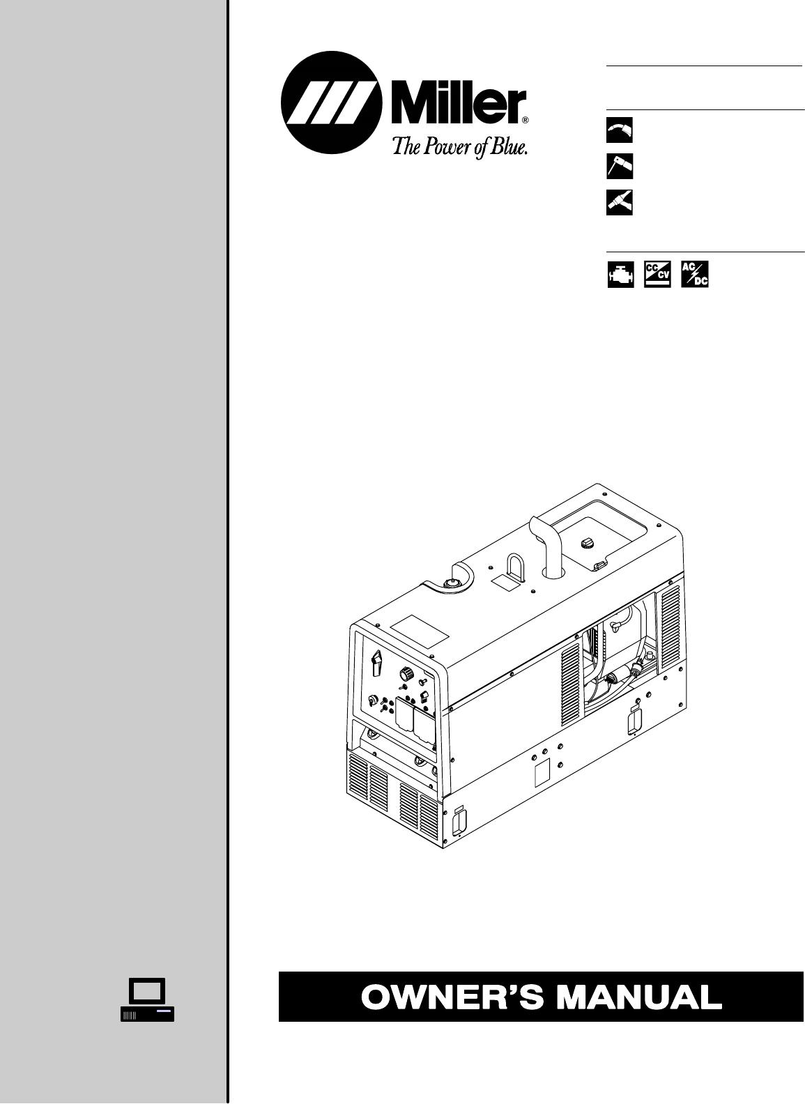 miller trailblazer fuel filter