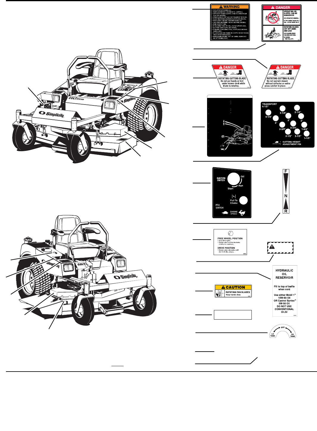 ferris mower schematics