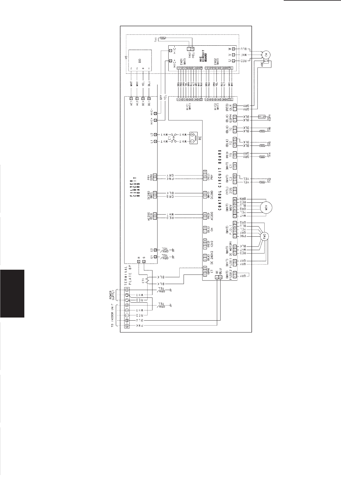 sanyo ch2672r manual