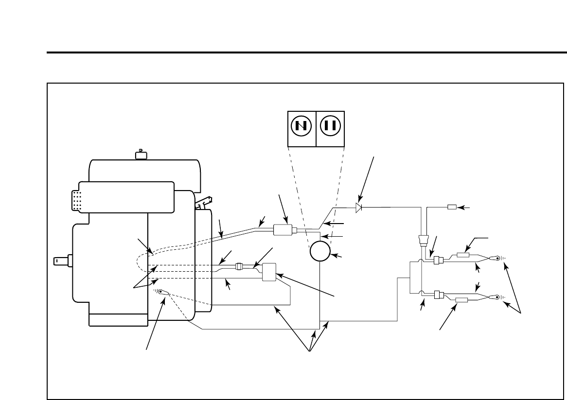 snow blower wiring diagram magneto