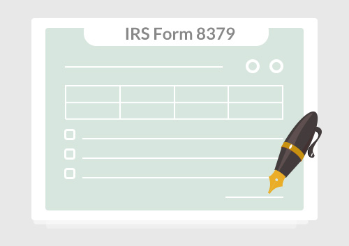 IRS Form 8379 Fill it Right Wondershare PDFelement