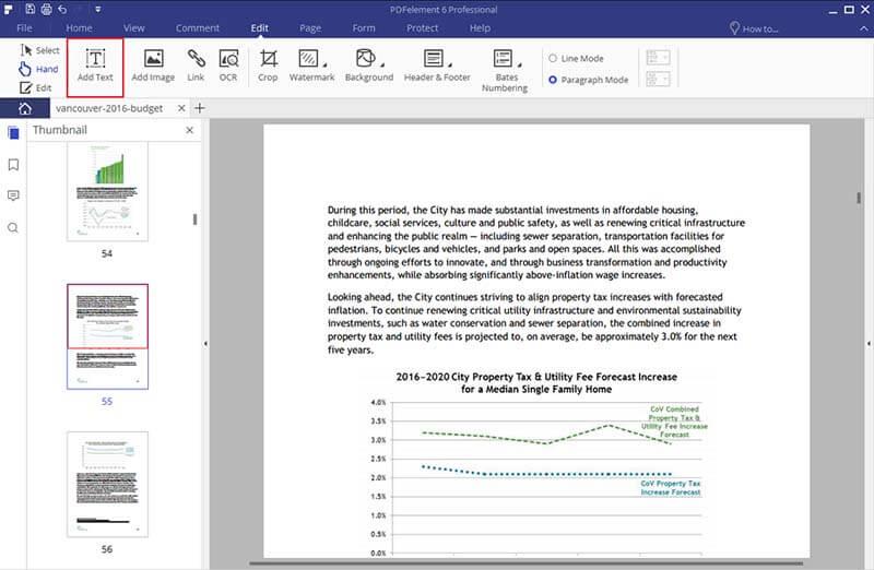 Top 5 Free PDF Writers Wondershare PDFelement - free home budget program