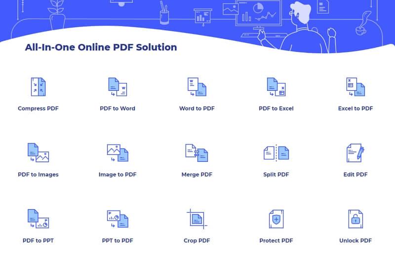 Top 6 Online XPS to PDF Converters Wondershare PDFelement