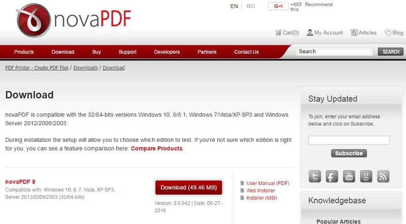 How to Convert XPS to PDF Wondershare PDFelement