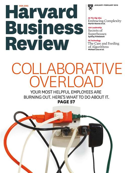 Harvard Business Review - January 2018 » Giant Archive of