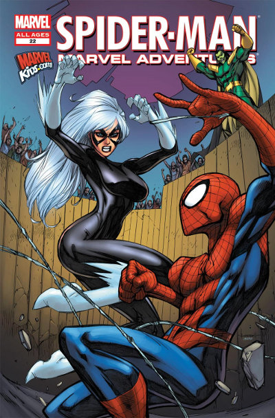 Luxury Tv Marvel Adventures Spider-man 022 (2012) » Giant Archive Of