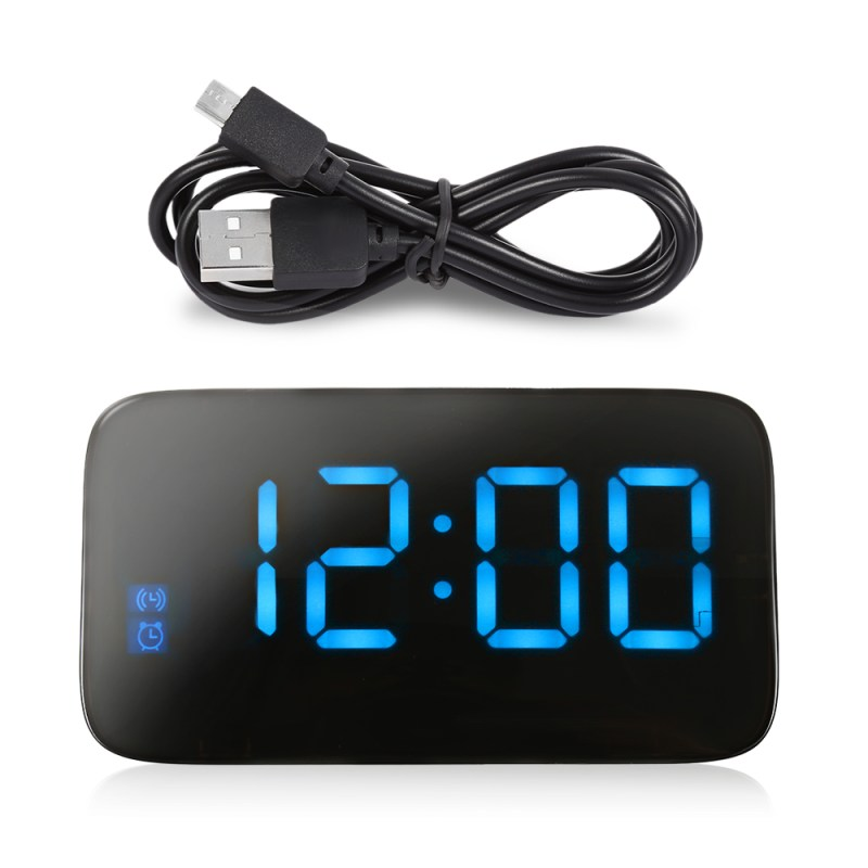 Large Of Digital Home Clock