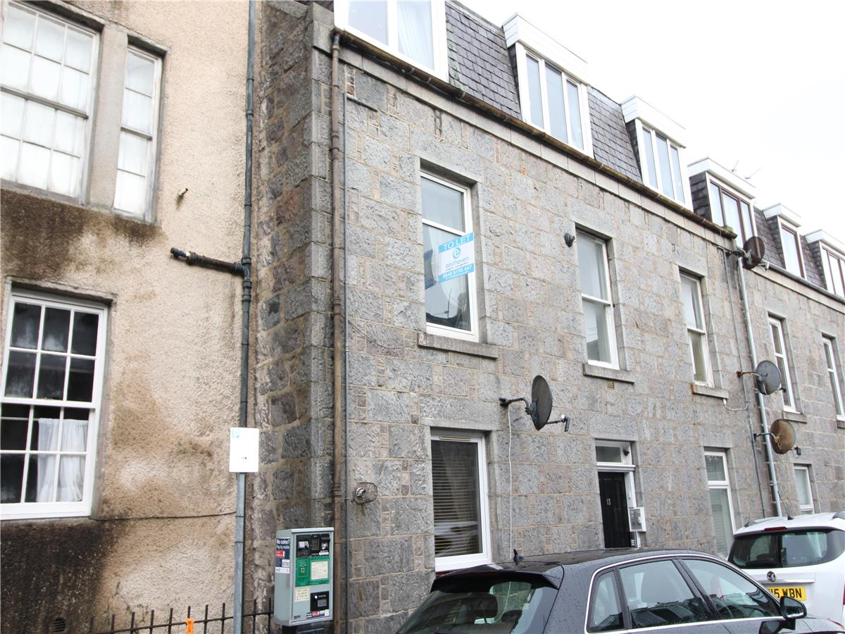 1 Bed Flat Aberdeen 1 Bedroom Flat To Rent Rosebank Place City Centre