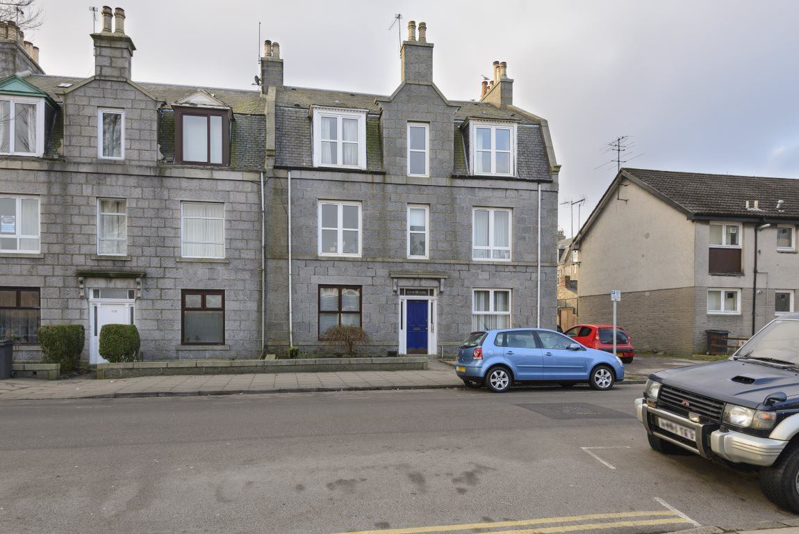 1 Bed Flat Aberdeen 1 Bedroom Flat To Rent Sunnyside Road Aberdeen Ab Ab24 3ls