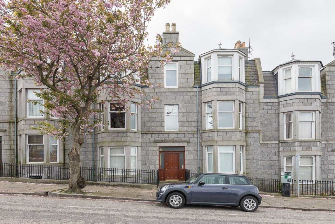 1 Bed Flat Aberdeen 1 Bedroom Flat To Rent Caledonian Place Aberdeen Ab