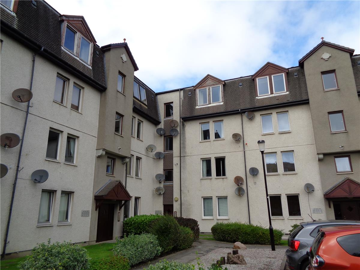 1 Bed Flat Aberdeen 1 Bedroom Flat To Rent Park Road Court City Centre