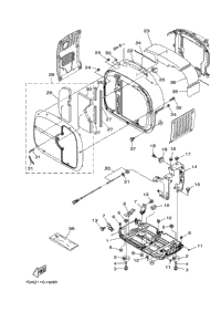 yamaha ef2000is wiring diagram