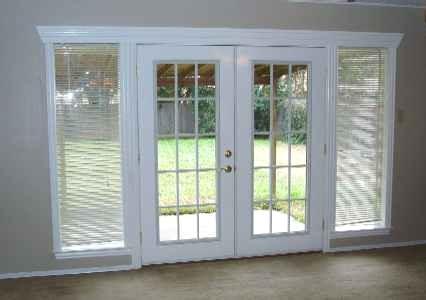 Custom Patio Screen Door Replacement Hinged Patio Doors