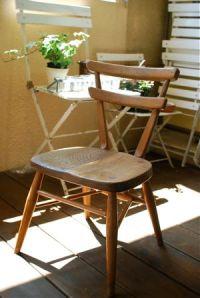 ercolschool chair :