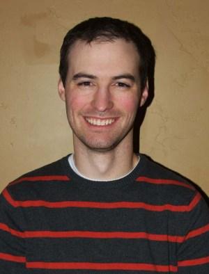Marketing Coordinator Ross Beaudette