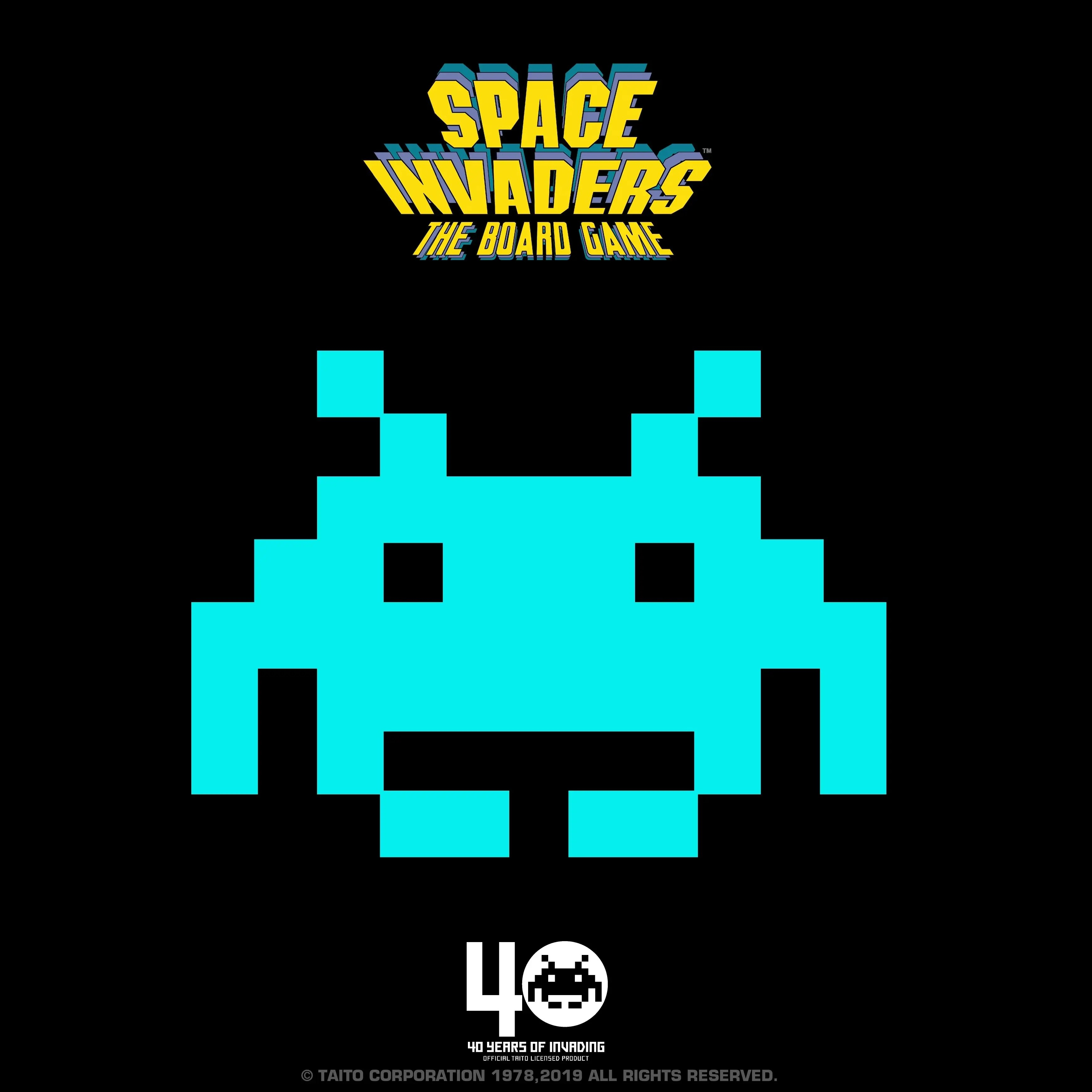 Wohnzimmer Weltweit Taito Corporation Kündigt Space Invaders The Board Game An