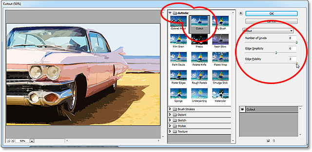 Filter Photoshop Photo Effects Tip - Restore Missing Filters In Photoshop Cs6