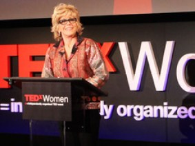 Life's third act: Jane Fonda on TED.com