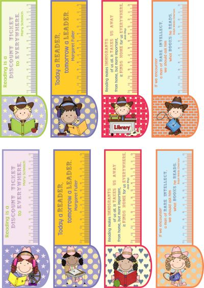 Printable BOOKMARKS COUNTRY GIRL/BOY 3in1 - Payhip
