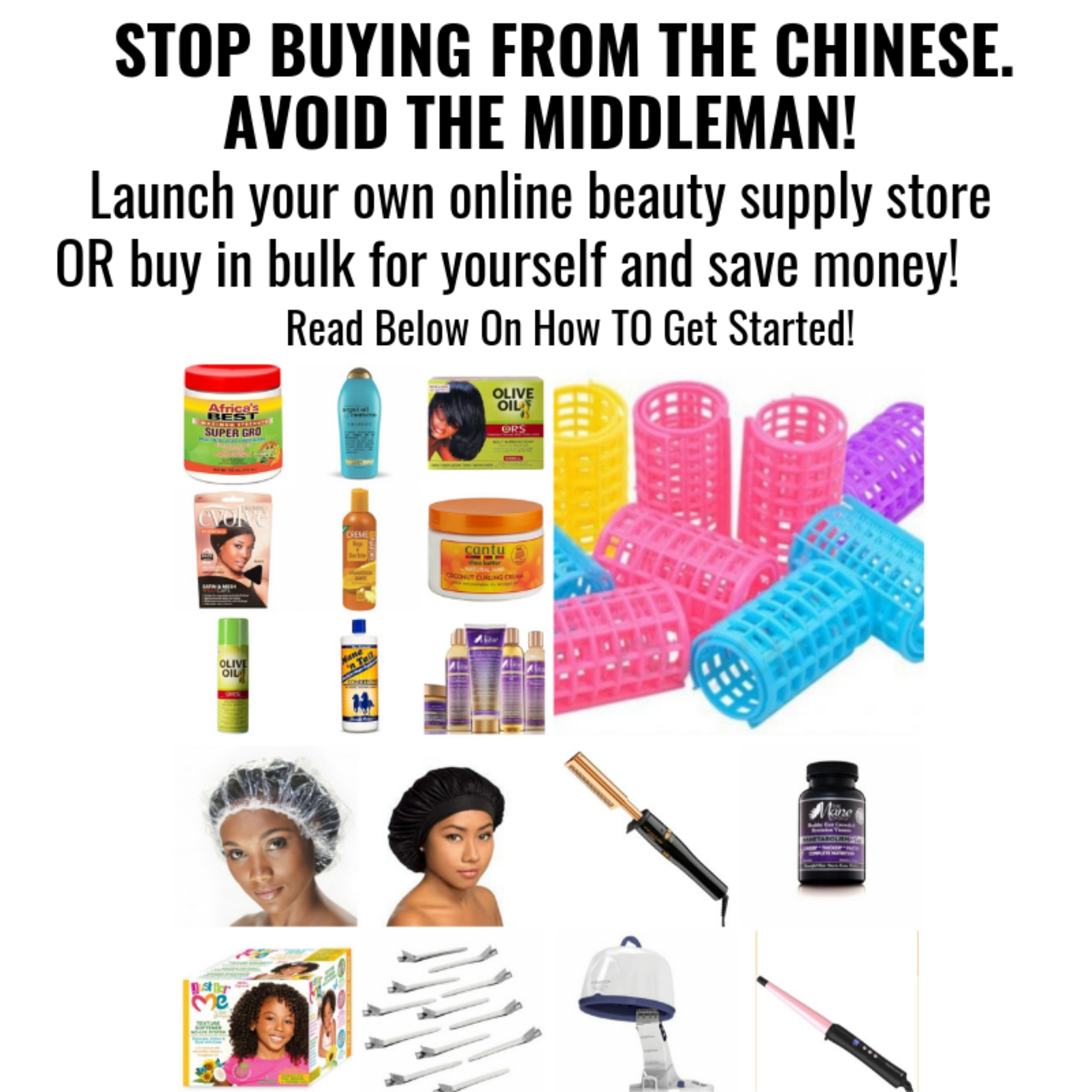 Wholesale Beauty Vendors Launch Online Beauty Supply Store