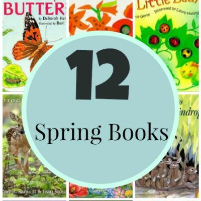 12 Spring Books