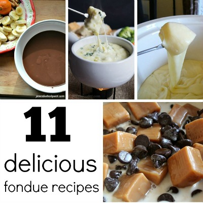 11 Delicious Fondue Recipes
