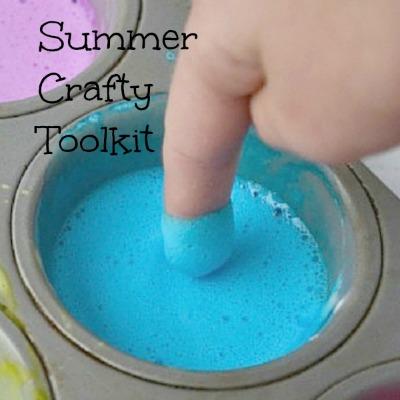 Summer Crafty Toolkit