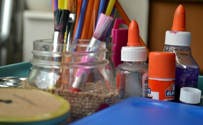 How to Get a Handle on Craft Supplies