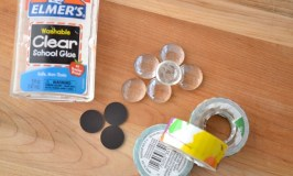 Make These Gem Magnets for Lockers or Fridges