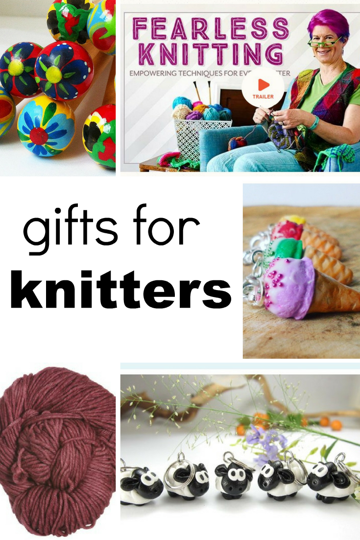 Knitting Gifts : knit and probably knit things for other people you can justify this as ...