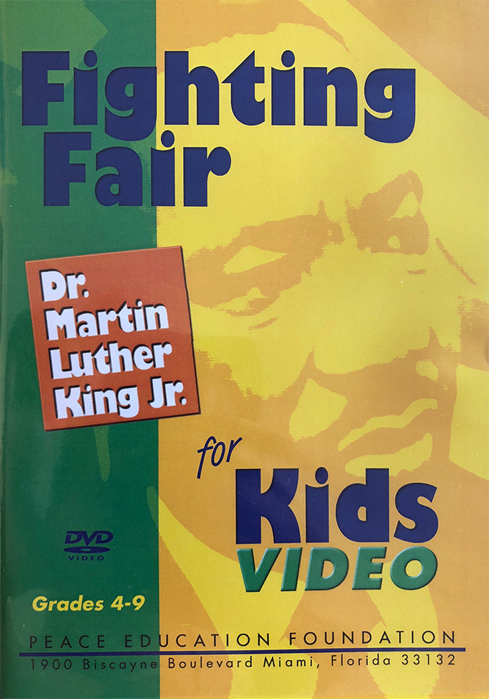 Fighting Fair Dr Martin Luther King, Jr for Kids, Grades 4-8