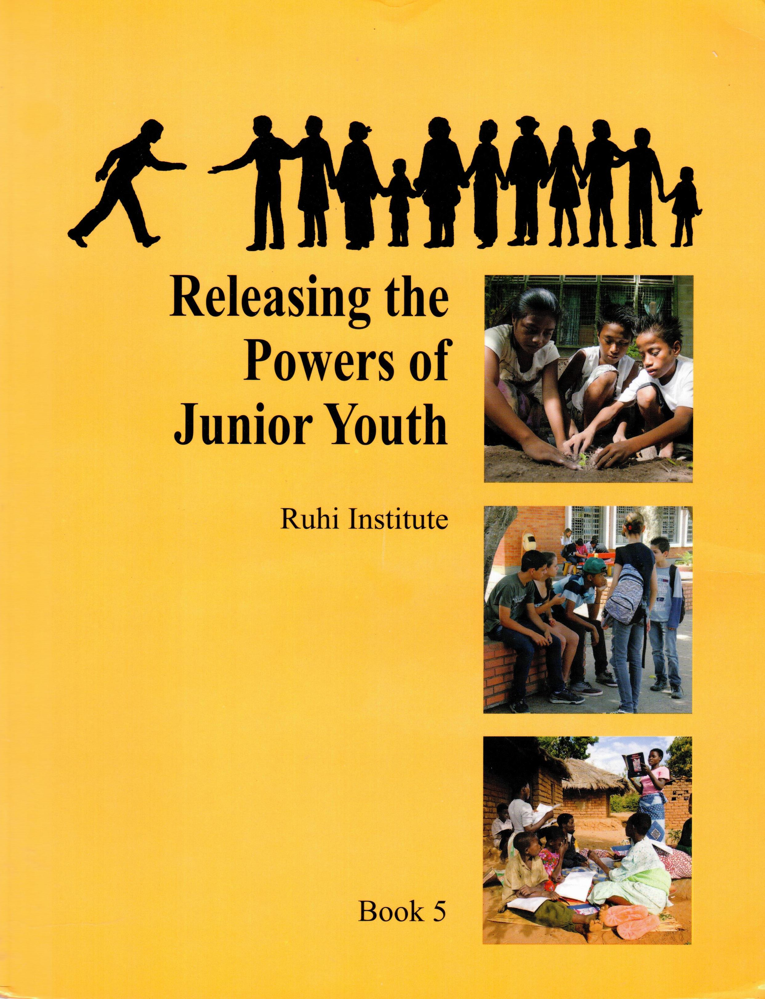 Junior Youth 5 Releasing The Powers Of Junior Youth Peaceful Pages