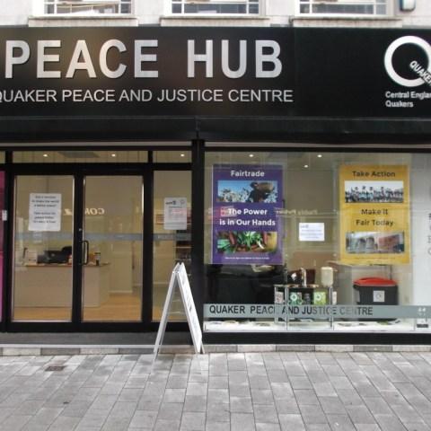 Peace Hub shopfront (FILEminimizer)