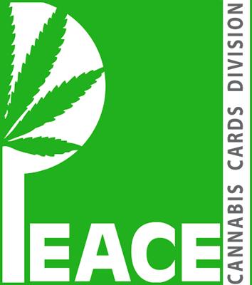 peace card logo