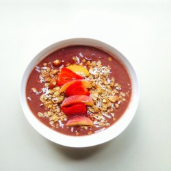 Acai Berry Smoothie Bowl Recipe