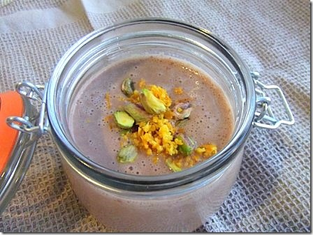 Chocolate Orange and Pistachio Smoothie (3)