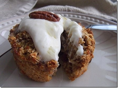 Pumpkin and Pecan Baked Oats (10)