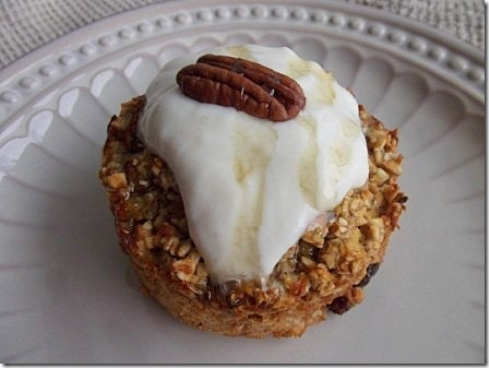 Pumpkin and Pecan Baked Oats (1)