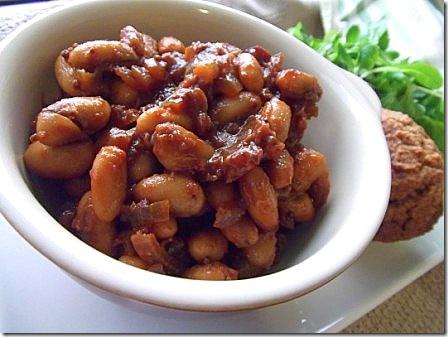 Homemade Sweet Baked Beans (23)