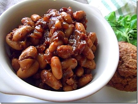 Homemade Sweet Baked Beans (3)
