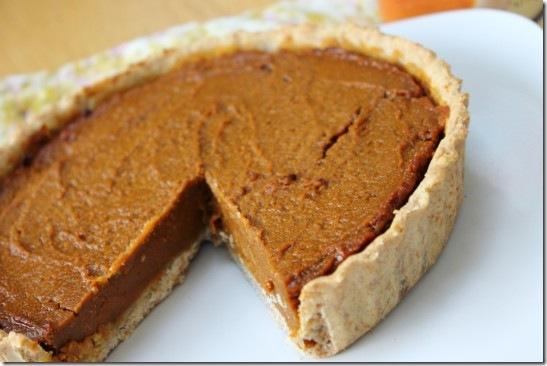 Vegan Pumpkin Spelt Pastry Pie (14)