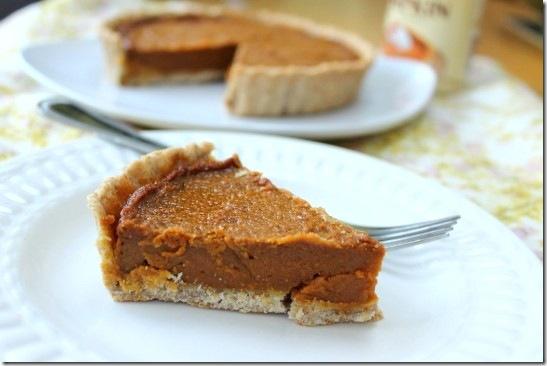 Vegan Pumpkin Spelt Pastry Pie (8)