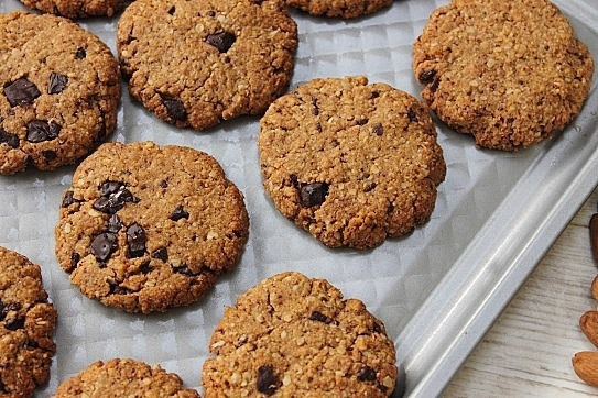 Almond Butter Cookies (11)