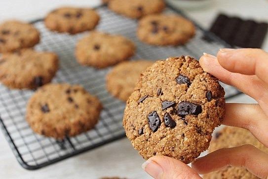 Almond Butter Cookies (22)